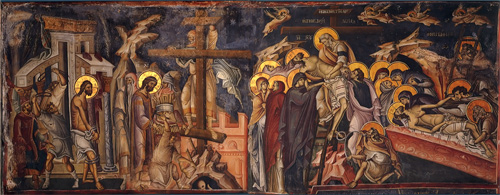 The Divine Passion of Christ - Vatopaidi Monastery (UMS # 11P01)